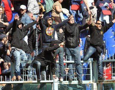 Kibice rozbierają piłkarzy. Genoa zmienia trenera