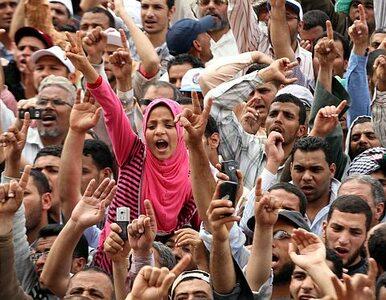Szef wywiadu nie stanie na czele Egiptu