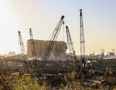 Wybuch w Bejrucie. Tysiące ton niebezpiecznych materiałów należało do...