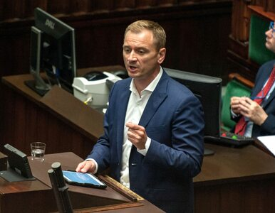 """Nitras złożył wniosek o ukaranie Kuchcińskiego. Chodzi o """"drastyczne..."""