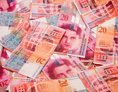 Złoty może stracić kolejne kilkadziesiąt groszy do franka szwajcarskiego