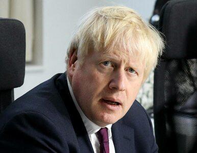 Szkocki sąd zdecydował. Boris Johnson złamał prawo