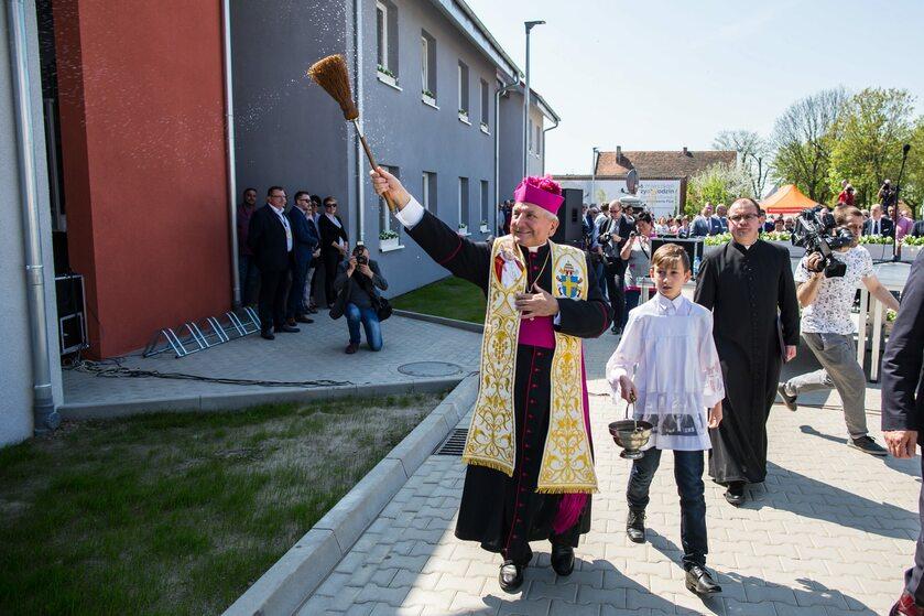 Biskup Edward janiak