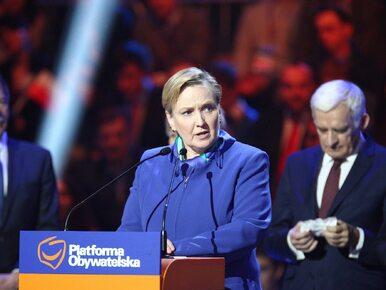 Thun ostro o Giertychu i decyzji PO: Nie powinien być utożsamiany z partią