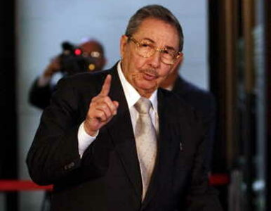 Raul Castro prezydentem Kuby