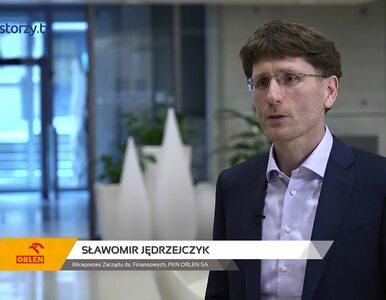 PKN ORLEN SA, Sławomir Jędrzejczyk - Wiceprezes Zarządu ds. Finansowych,...