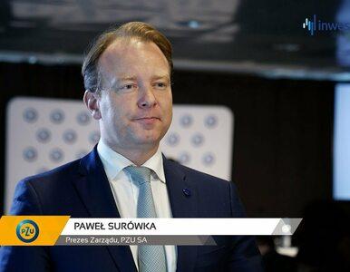 PZU SA, Paweł Surówka - Prezes Zarządu, #159 PREZENTACJE WYNIKÓW