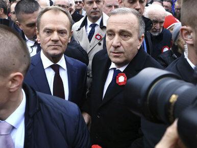 """Schetyna ma na pokładzie polityków lewicy i z nich nie korzysta? """"Tusk..."""