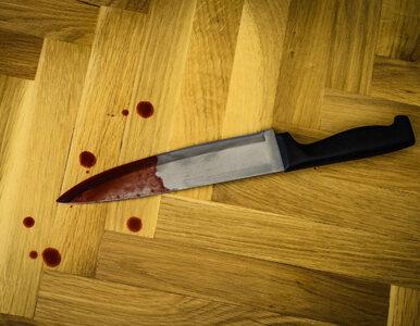 Rodzinna tragedia w Małopolsce. 53-latek zadał kilka ciosów nożem swojej...