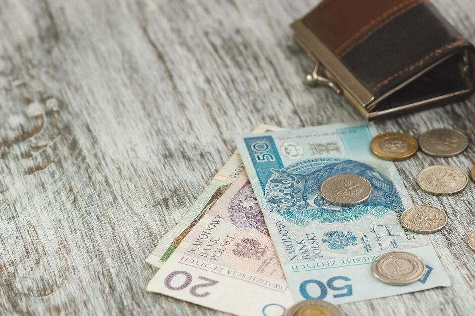 Polskie pieniądze, zdj. ilustracyjne