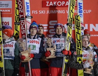 Polska zwycięża w Zakopanem. Kamil Stoch pobił rekord Wielkiej Krokwi