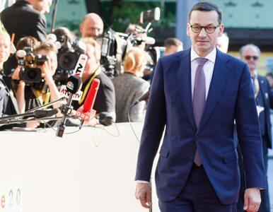 Sondaż. Morawiecki najbardziej aktywnym i przekonującym liderem w kampanii