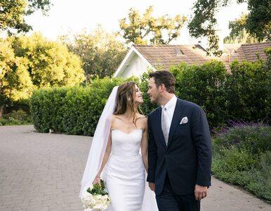 Chris Pratt wziął ślub. Jego wybranką jest córka Arnolda Schwarzenneggera