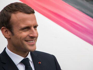 """Macron zapowiedział zniesienie stanu wyjątkowego. """"Swobody są warunkiem..."""