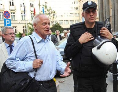 Niesiołowski się tłumaczy: Stankiewicz była natarczywa - mało mi zębów...