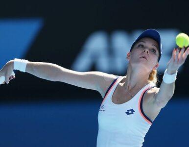 Ranking WTA: Radwańska przeskoczyła Szarapową