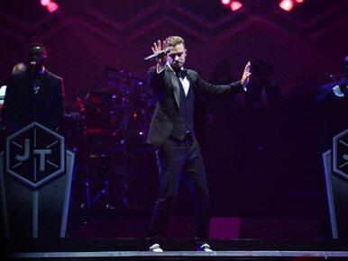 """""""Timberlake wymótł! Tańczy, gra i śpiewa... """"jest jak zuchwały ptak"""""""