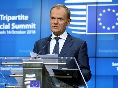 Tusk: Decyzje rządu powodują, że Polska znajduje się na politycznych...