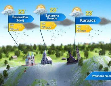 Polskie góry: sprawdź, jaka będzie jutro pogoda