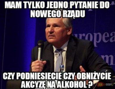 Memy o Aleksandrze Kwaśniewskim hitem internetu