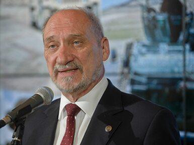 Macierewicz: Nie było zaproszenia do Moskwy od Tatiany Anodiny