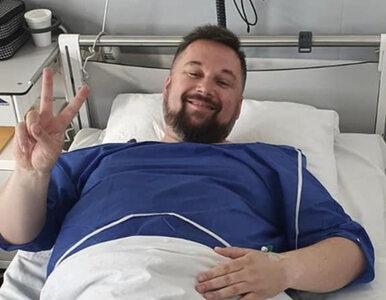 """Poseł Lewicy trafił do szpitala. """"Otyłość niesie za sobą grube..."""