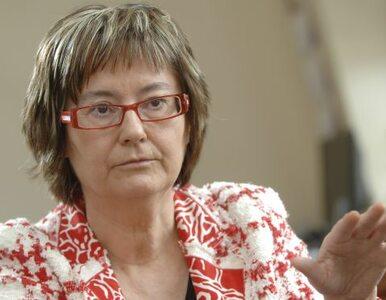 Irena Lipowicz nowym Rzecznikiem Praw Obywatelskich