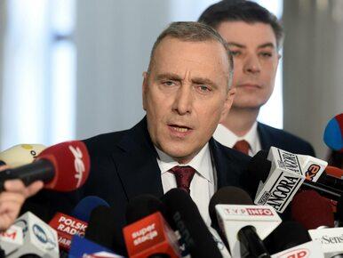 Schetyna: Nie chcę Majdanu w Polsce, ale...