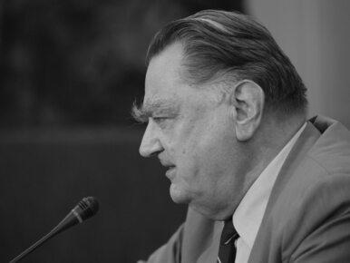 Żałoba narodowa po śmierci Jana Olszewskiego. Przedstawiono szczegóły...