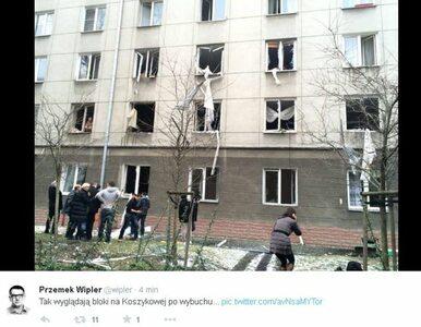 Wiadomo, ile będzie kosztował remont zniszczonej kamienicy w Warszawie