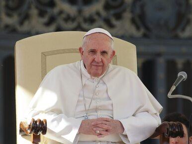 Papież Franciszek: Hipokryci przebrani za świętych nie są chrześcijanami