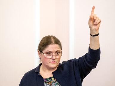 Krystyna Pawłowicz bije na alarm: Ameryko, dlaczego chcesz zniszczyć...
