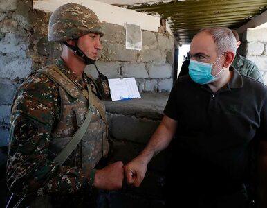 Premier Armenii: Wprowadzamy stan wojenny i powszechną mobilizację