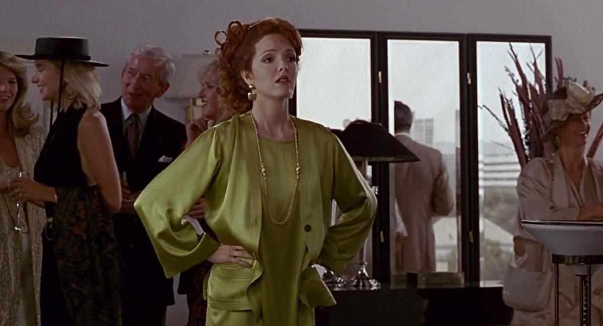 """Amy Yasbeck jako Elizabeth Stuckey w filmie """"Pretty Woman"""""""