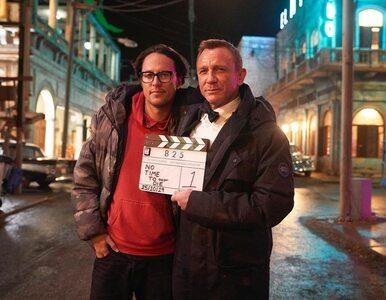 """Zakończyły się zdjęcia do """"Jamesa Bonda"""". Twórcy pokazali całą ekipę"""