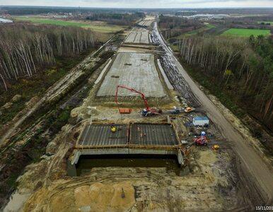 Miliard zł od Unii na budowę S6 i A2 z Warszawy do Mińska Maz.