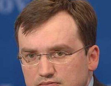 Ziobro: chcę zostać eurodeputowanym
