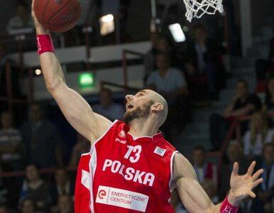 Polscy koszykarze awansowali do mistrzostw Europy