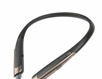 LG Tone Platinium - dźwięk klasy premium od LG. Premiera na MWC 2016