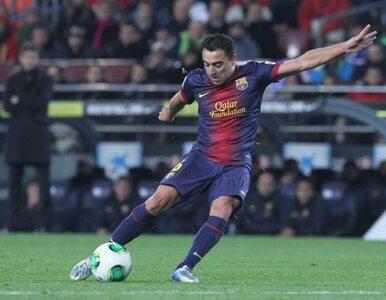 Xavi znowu z urazem. Występ przeciwko PSG zagrożony