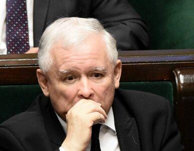 """""""Niedyskrecje parlamentarne"""": Kaczyński namawia Szumowskiego, żeby nie..."""