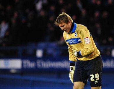 Kuszczak puścił dwa gole, Brighton&Hove nie zagra w Premier League