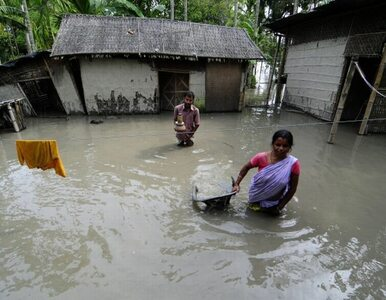 Powódź pustoszy Indie. 33 osoby nie żyją