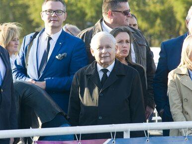 """Czarzasty odpowiada Kaczyńskiemu. """"Proszę sobie panie prezesie nie robić..."""