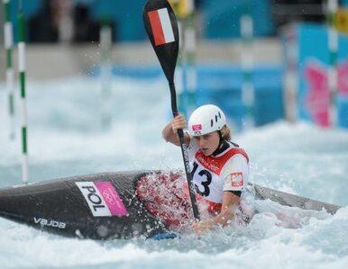 Kajakarstwo górskie: Polka nie zdobyła medalu