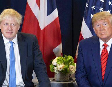 Nowe informacje ws. stanu zdrowia Borisa Johnsona.  Trump oferuje pomoc...