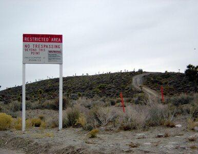 Tajemnicza katastrofa w pobliżu słynnej Strefy 51. Wojsko USA milczy,...