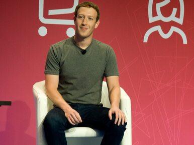 Afera wokół Cambridge Analityca. Mark Zuckerberg przerywa milczenie