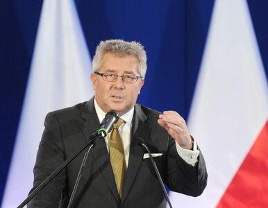 """Europoseł PiS rozwija skrót KOD. """"Kaczyński Obroni Demokrację"""""""