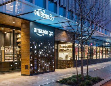 Bez kas i bez kolejek. Amazon otworzył sklep przyszłości